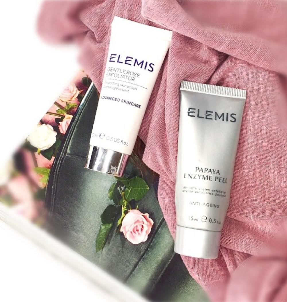 Elemis travel size products