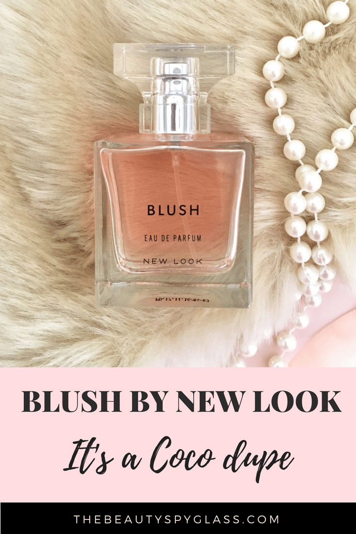 Blush by New look. it's a Chanel Coco dupe.