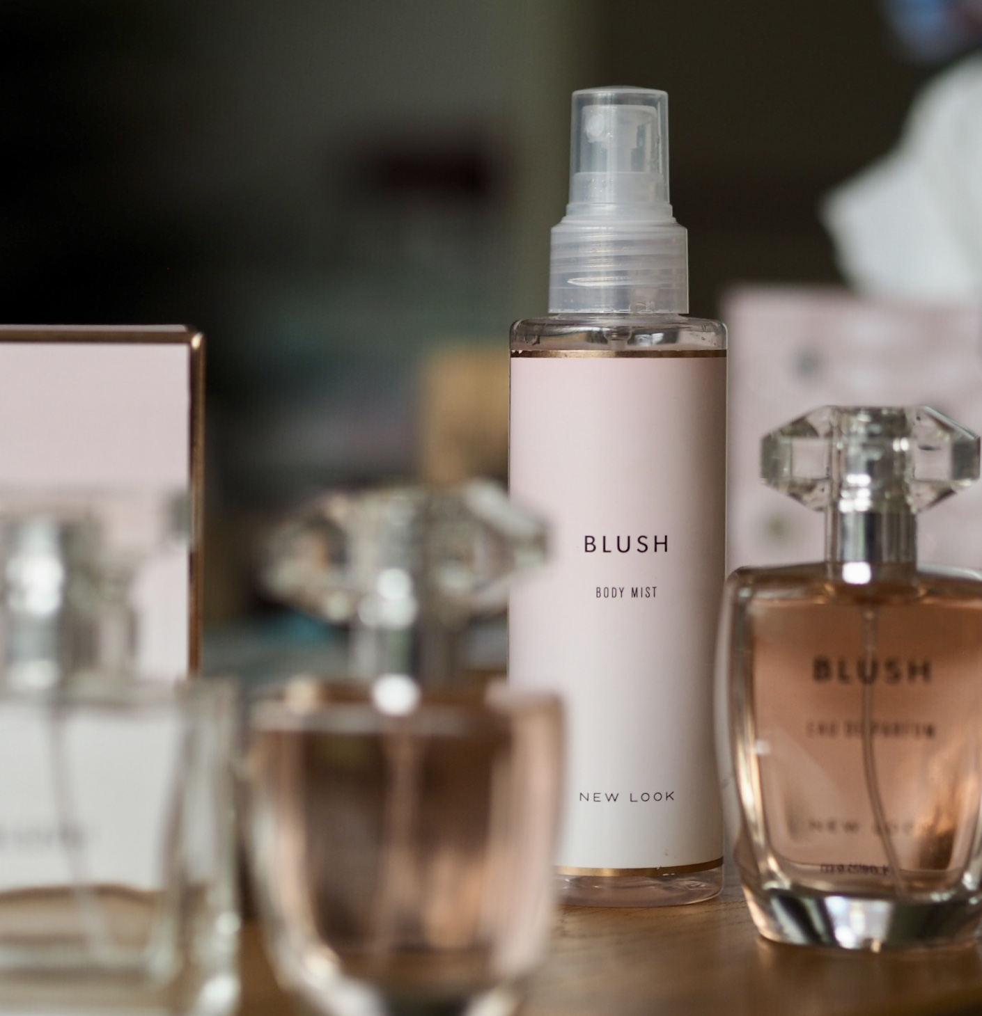 Blush Eau de Parfum by New Look. Chanel coco Mademoiselle dupe