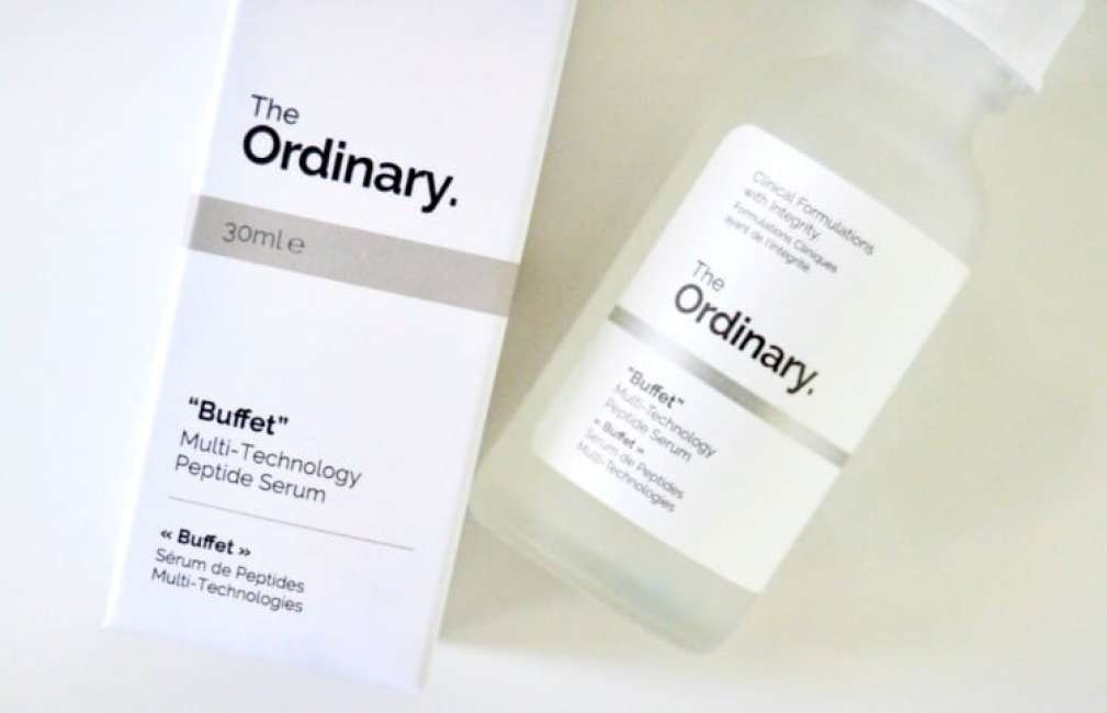 The ordinary buffet serum