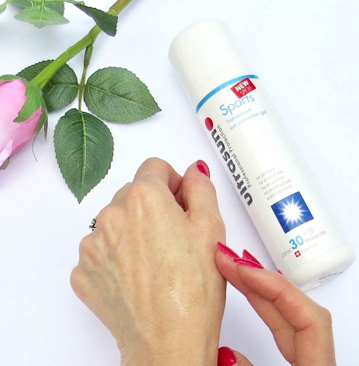 Holiday essential Ultrasun Sports gel