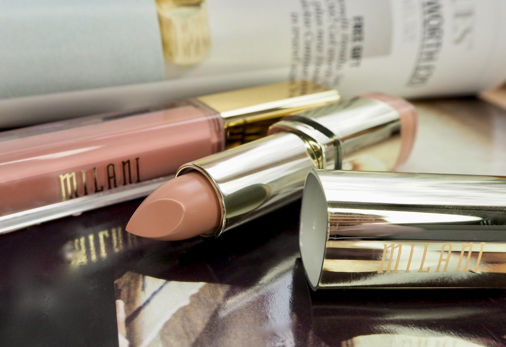 Milani Matte lipstick in Innocence
