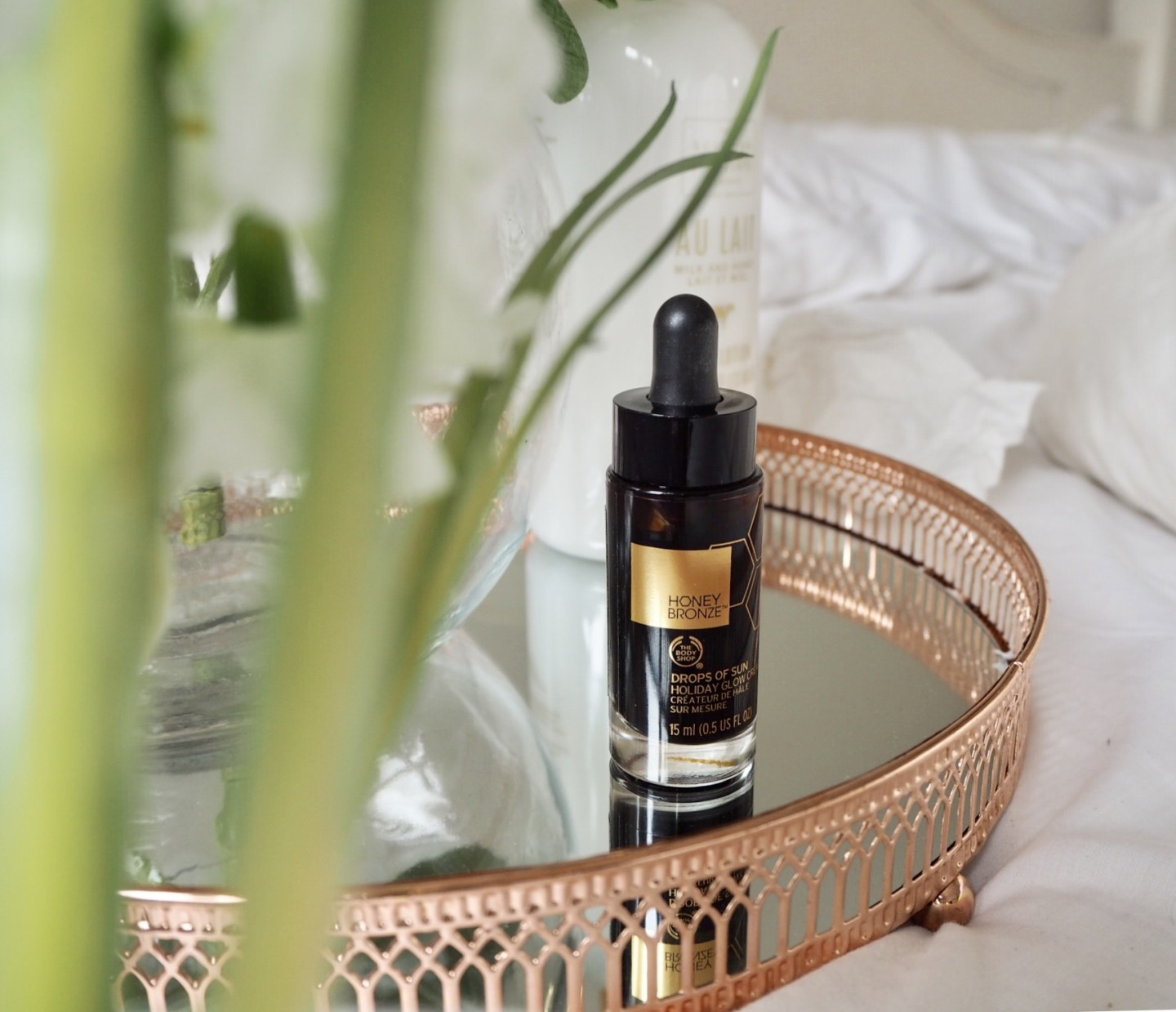 Fake A Post-Holiday Glow With A Few Drops Of Sun