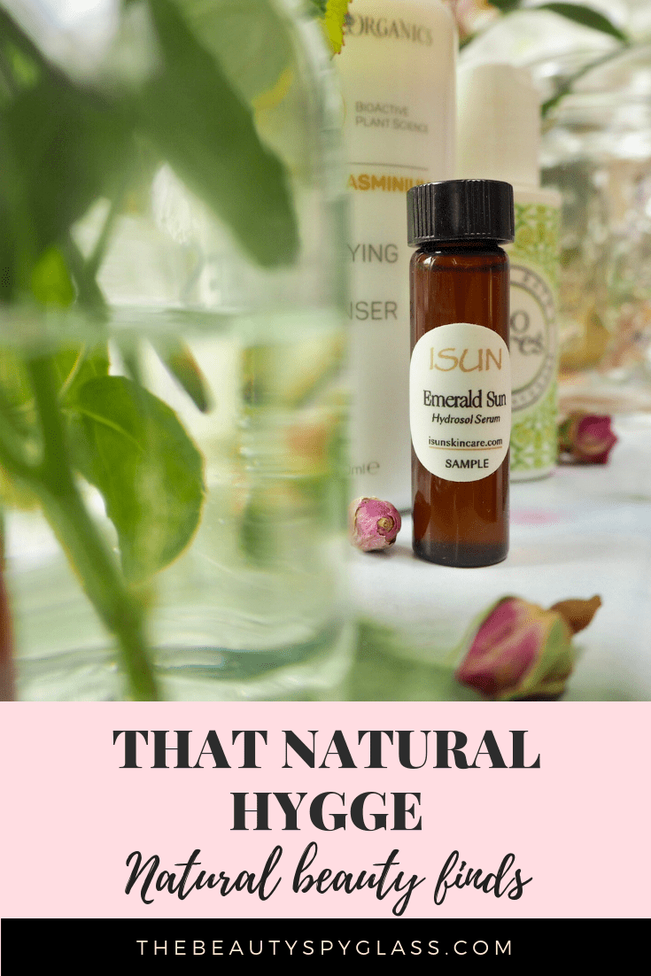That Natural Hygge Natural Beauty finds