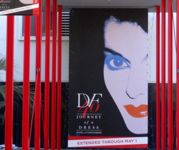"""""""Diane von Furstenberg: JOURNEY OF A DRESS"""""""