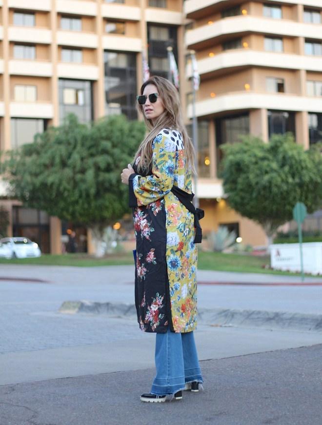 women's kimono