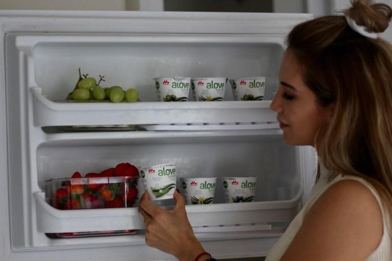 alove yogurt