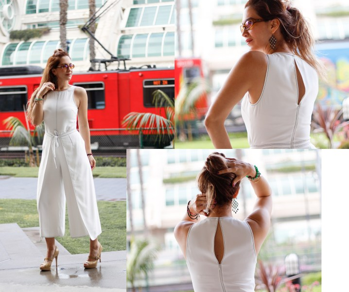 A Perfect Daytime Jumpsuit