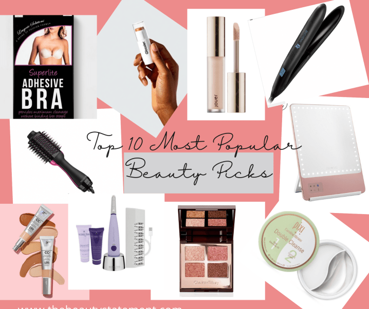 Must-Have & Popular Beauty Items Of August 2021