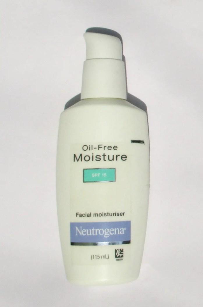 Neutrogena Oil-Free Moisturise SPF15