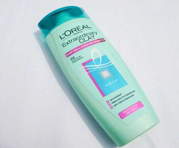 L'Oreal Paris Extraordinary Clay Shampoo