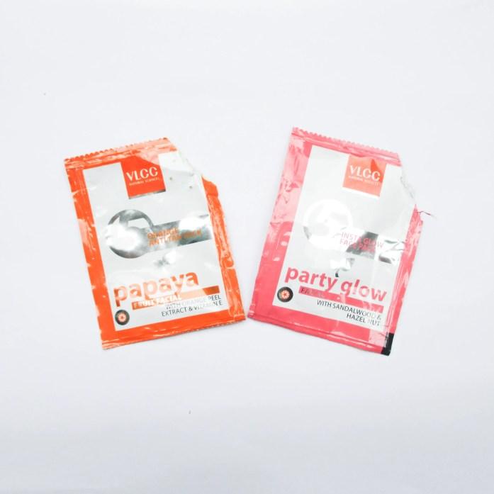 VLCC Facial Kit Facepack