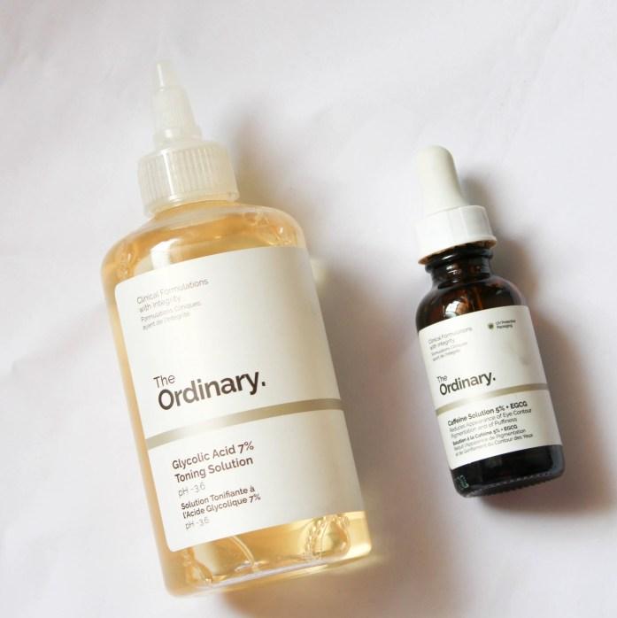 Nighttime Skincare Routine The Ordinary