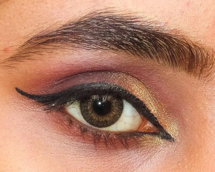 Colourpop Yes Please Eyeshadow Eyelook