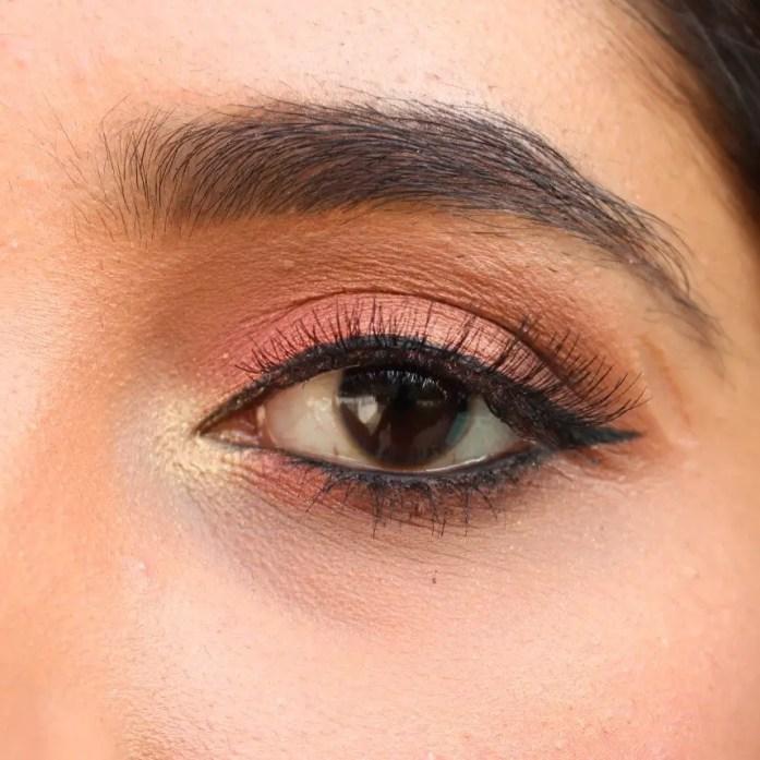Colourpop Yes Please Eyeshadow Look