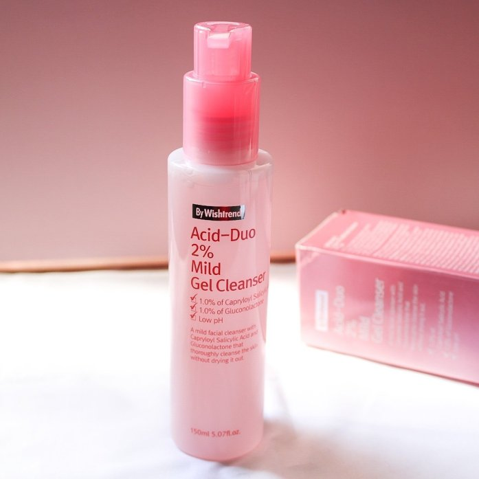 By Wishtrend Acid Cleanser Review