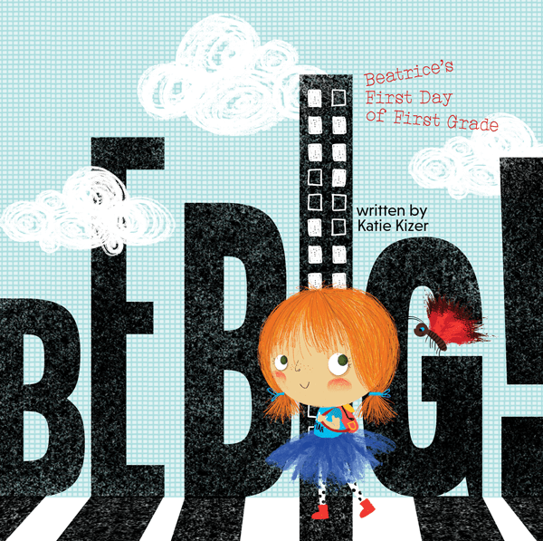 Be Big Book Cover
