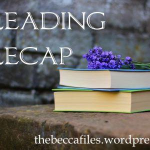 Reading Recap January 2019