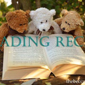 Reading Recap February 2019