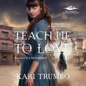 Teach Me to Love (Brothers of Belle Fourche #1)- Audiobook Review