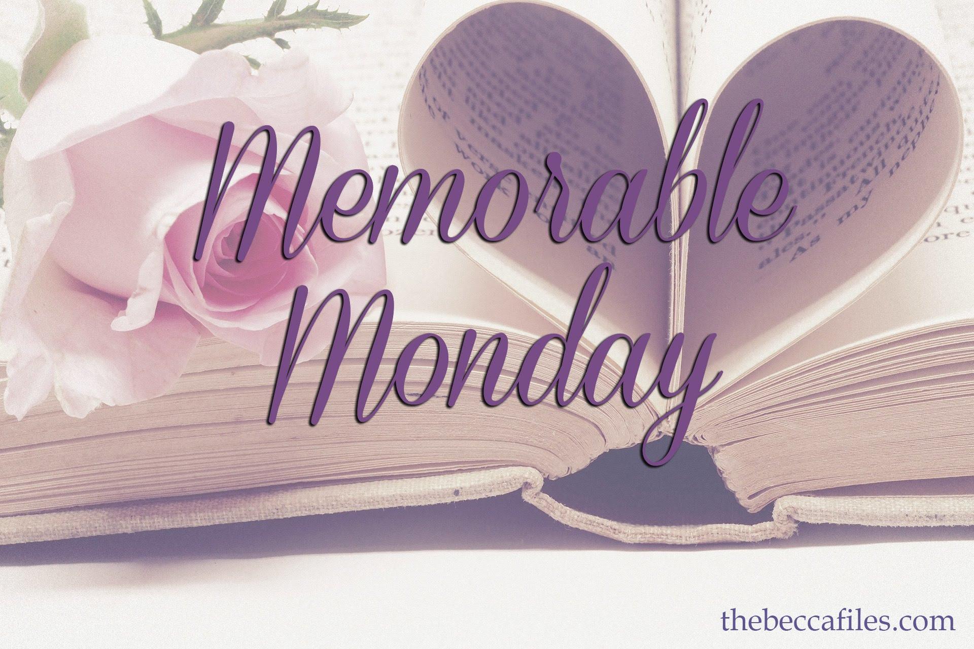 memorable-monday