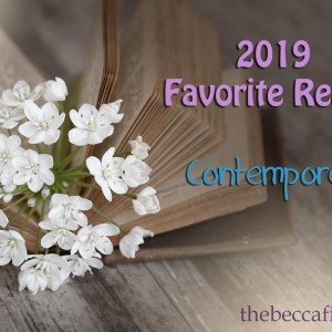 2019 Favorite Reads: Contemporary