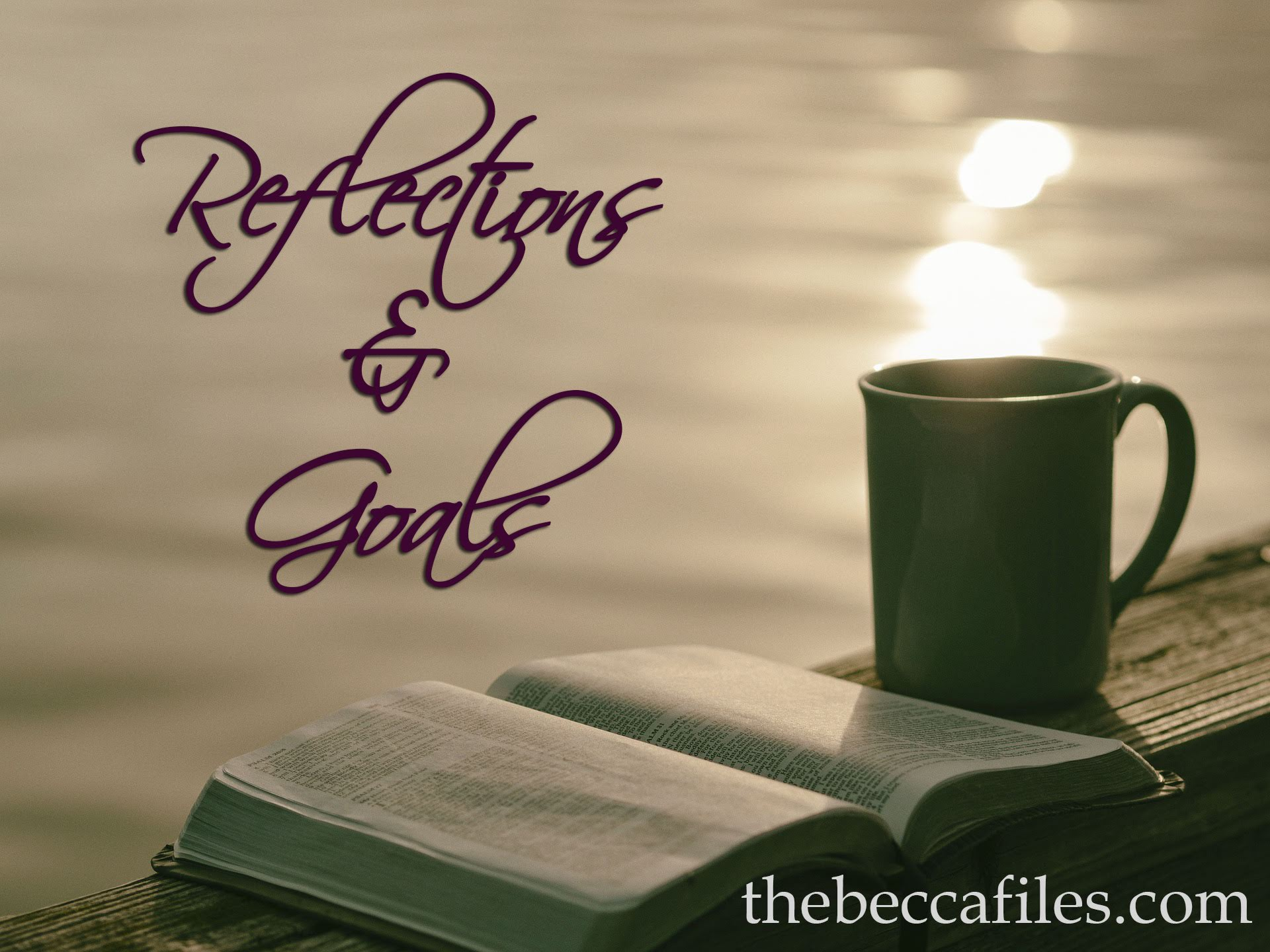 reflections-and-goals