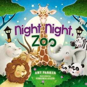 Night Night, Zoo – Review & Giveaway