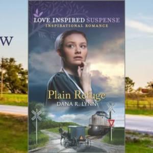 Plain Refuge – Blog Tour & Giveaway