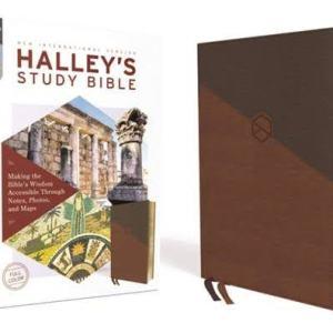 NIV Halley's Study Bible