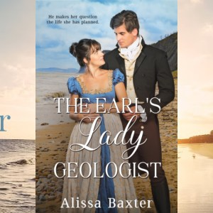 The Earl's Lady Geologist – Blog Tour & Giveaway
