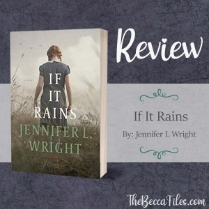 If It Rains