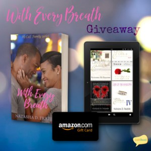 With Every Breath – Blog Tour & Giveaway