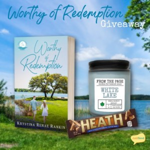 Worthy of Redemption – Blog Tour & Giveaway