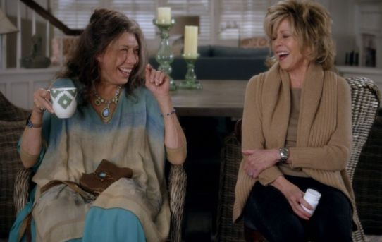Grace and Frankie - Review
