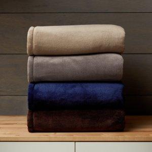 pinzon colored blanket