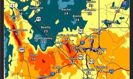 High winds, snow expected this weekend