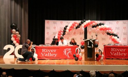 """RVHS Holds Seniors """"Signing Day"""""""