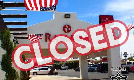 Ramada and Canyon 66 Closes It Doors