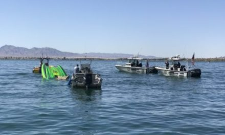 UPDATE: Two Killed In Boat Crash At Desert Storm Shootout