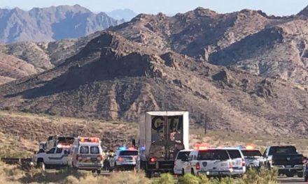 Golden Valley Teen Killed In Highway 68 Rollover