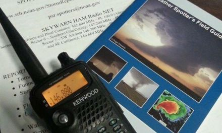 Severe Weather, Storm Spotter Training Set For May 9