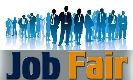 Golden Vertex Holding Career Fair