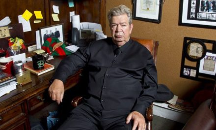'Pawn Stars' Richard Harrison, known as 'The Old Man,' dies