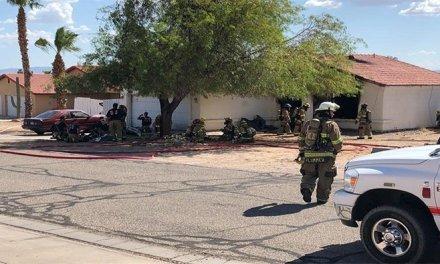 """Officials Investigating """"Suspicious"""" Fires Off Tierra Linda Drive"""