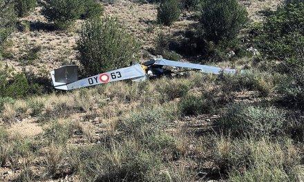 Two Killed In Camp Verde Plane Crash
