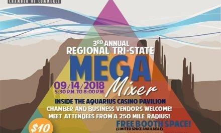 "Tri-State Regional Mega Mixer To Help Benefit ""Feed A Family"" Program"