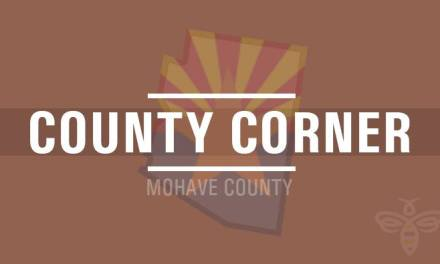 """""""County Corner"""" Mohave County Sheriff Doug Schuster"""