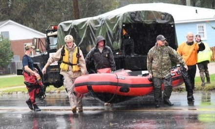 Local BLM Rangers Respond To Hurricane Florence