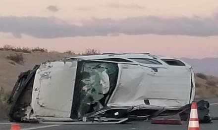 Woman Injured In I40 Rollover